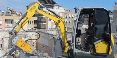 Antalya'da İşçinin Tehlikeli Ekmek Davası