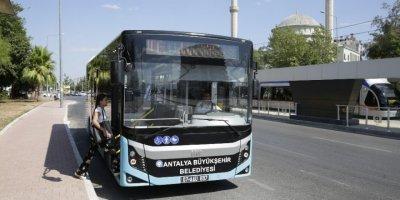 Antalya'da Toplu Taşımada Korona Düzenlemesi