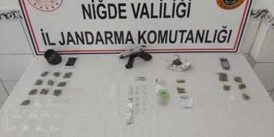 Niğde'de Uyuşturucu Operasyonu: 2 Tutuklama