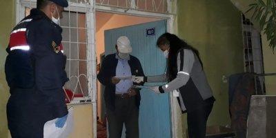 Karaman'da 5 Bin 651 Kişiye 5 Milyon 651 Bin Lira Nakdi Yardım Yapıldı