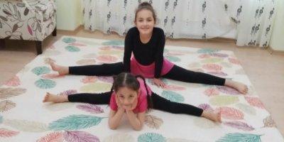 Ermenek'te 23 Nisan Online Kutlandı