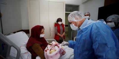 Virüs Bulaşan Kadın Doğum Yaptı