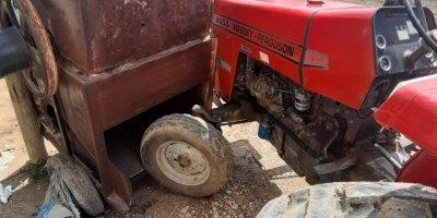 Ereğli'de Yaşanan Acı Olayda Traktör Sahibini Ezdi