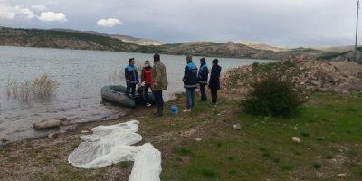 Konya'da Balıklar Sırra Kadem Bastı