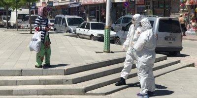 Sağlıkçılardan Kaçan Korona Virüs Şüphelisini Polis Yakaladı