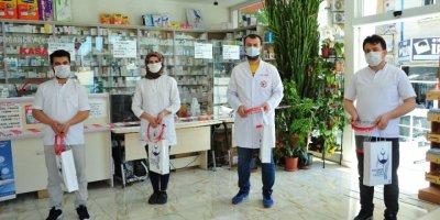 Karaman'da Eczacılara Özel Günlerinde Ziyaret