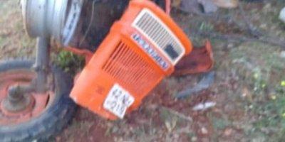 Konya'da Devrilen Traktörde 9 Kişi Yara Aldı