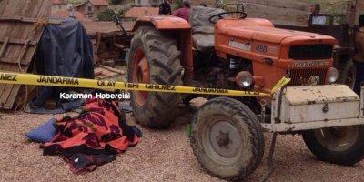 Bayır Köyünde Talihsiz Kazada Bir Kişi Hayatını Kaybetti