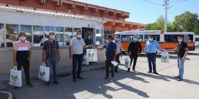 Karaman Belediyesinden Esnafa Pandemi Desteği