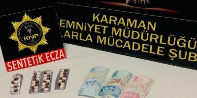 Karaman'da Narkotik Ekiplerinden Operasyon