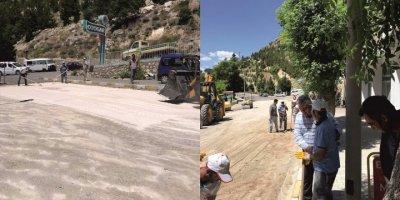 Ermenek'te Yeni Alt Yapı Çalışmaları