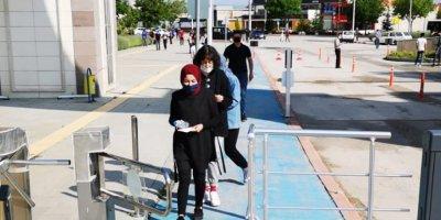 Milli Savunma Üniversitesi (MSÜ) Askeri Öğrenci Aday Belirleme Sınavı Tamamlandı