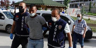 Konya'da Halasını Vuran Yiğen Tutuklandı