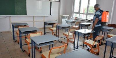 Karaman'da Sınav Öncesi Hazırlıklar Tamamlandı