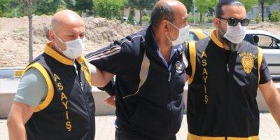 Aksaray'da Kadın Katili Zanlı Tutuklandı