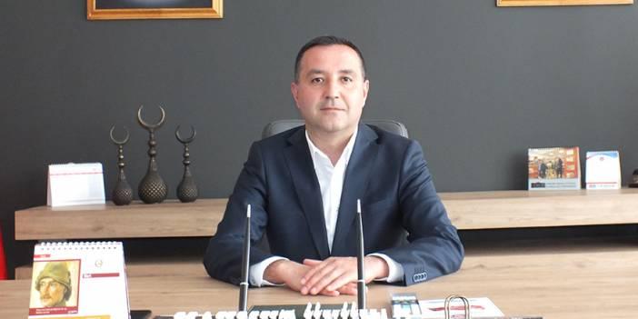 MHP Karaman İl Başkanı Mahmut Ünüvar'ın Kurban Bayramı mesajı
