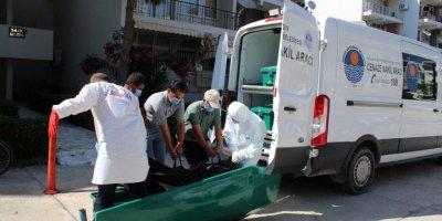 Mersin'de Yaşlı Adam Evinde Ölü Bulundu