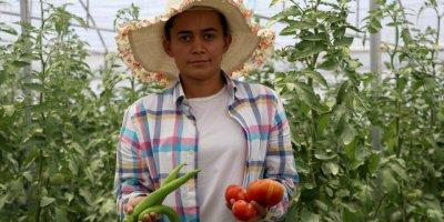 İş Bulamayan Genç Kadın İşinin Patronu Oldu