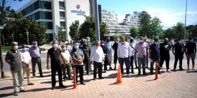 Antalya'da Tapulu Arazi Sahiplerinden İmar İzni Eylemi