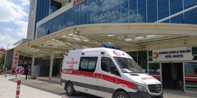 Konya'da Fabrikada Yemekten Zehirlenen 97 İşçi Tedavi Altına Alındı