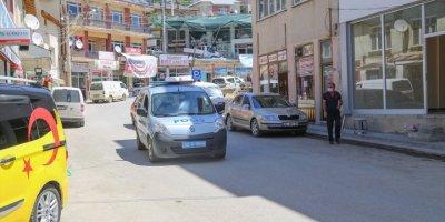 Hadim'de Vatandaşlar Polis Anonslarıyla Uyarılıyor