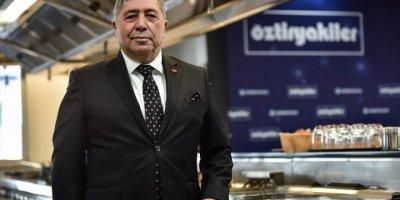 Türkiye'nin İlk Yerli Hızlı Treninin Mutfak Setleri Öztiryakiler'den