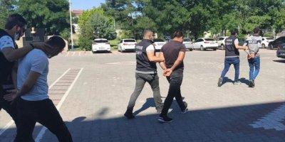 Aksaray'da Narkotik Ekiplerinden Operasyon