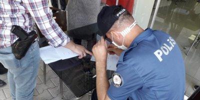 Konya'da 19 Kişiye 17 Bin 100 Lira Ceza Kesildi