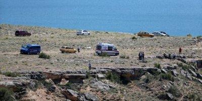 Kayseri'de Baraj Gölüne Giren Kişi Kayboldu