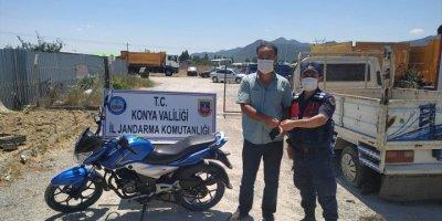 Konya'da Polisten Kazan Zanlının  22 Suç Kaydı Çıktı