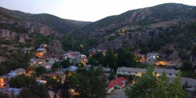 Konya'da Koronavirüs Tespit Edilen Evler Karantinada