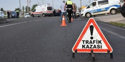 Niğde'de Otomobil İle Motosiklet Çarpıştı: 1 Ölü, 1 Yaralı