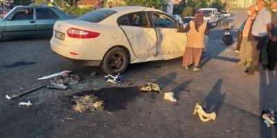 Aksaray'da Yaşanan Kazada Bir Kişi Hayatını Kaybetti