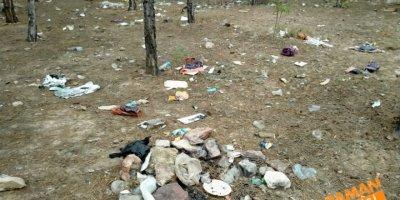 Karaman'da Utandıran Görüntüler