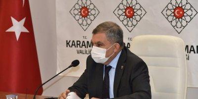Karaman'da Koronavirüs Vakaları Yasağı Getirdi