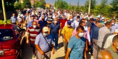 Konya'da Arı Sokması Can Aldı
