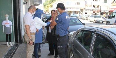 Konya'da Maske Takmayanlara Ceza Yağdı