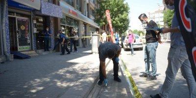 Eskişehir'de Silahlı Saldırı: 1 Yaralı