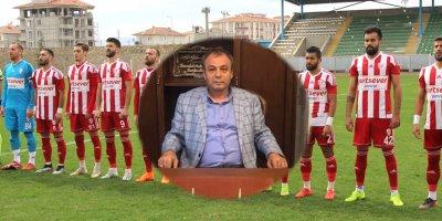 Karaman Belediyespor'da 3.Lig Yolunda 3.Başkan