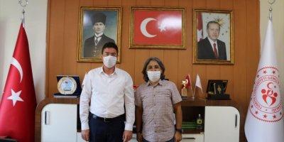 Türkiye Dağcılık Federasyonu Başkanı Ersan Başar, Niğde'de