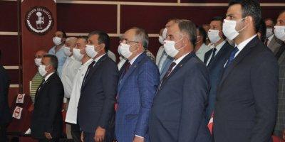 Mhp Akşehir İlçe Kongresi Yapıldı