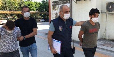 Mersin'de Fidyeciler Tutuklandı