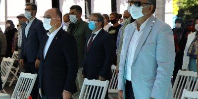 """Ak Parti Genel Başkan Yardımcısı Özhaseki: """"Hastanelerde Tedaviyi Bir Kuruş Para Almadan Uyguladık"""""""