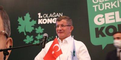 Gelecek Partisi Genel Başkanı Ahmet Davutoğlu, Konya'da Konuştu