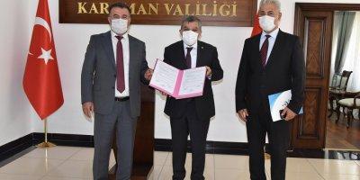 Akçaşehir'de Aile Sağlığı Merkezi binasının yenilenecek