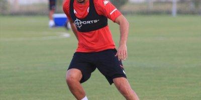 Nuri Şahin, Antalyaspor İle İlk Antrenmanına Çıktı