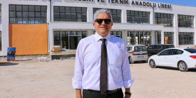 """Eskişehir'de """"İstihdam Garantili"""" Meslek Lisesine Yoğun İlgi"""