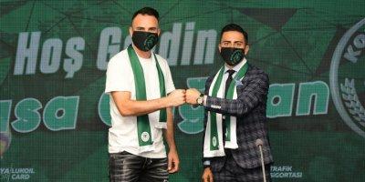 Konyaspor, Orta Saha Oyuncusu Musa Çağıran'ı Transfer Etti