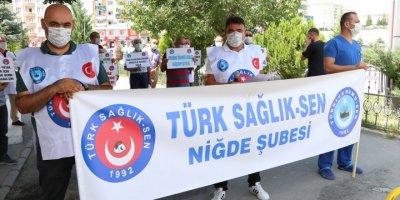 Türk Sağlık-sen'den Kovid-19 Açıklaması