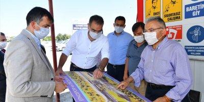 Kayseri Etnospor Ve Okçuluk Merkezi'nin İnşası Sürüyor